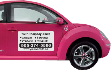 Custom Vehicle Decals Vivid Wraps - Custom car magnets business