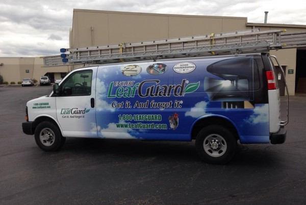 Leafguard of Cincinnati Wrap