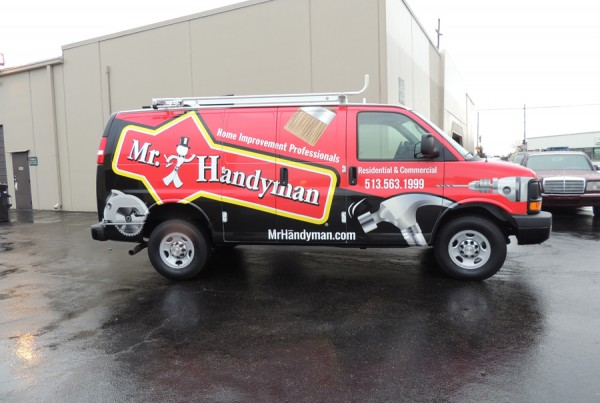 Mr. Handyman Wrap