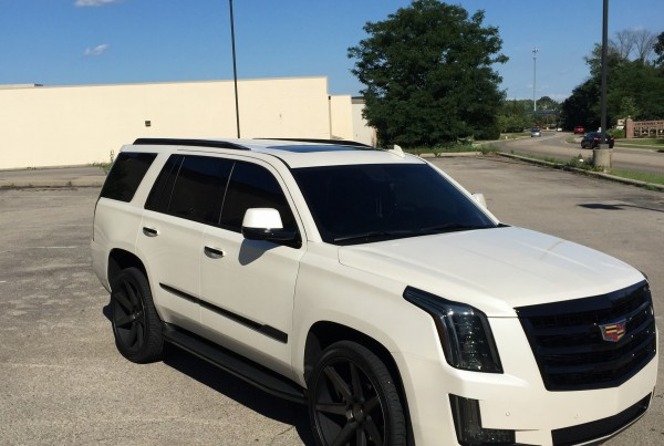 Cadillac Escalade – Blackout Chrome
