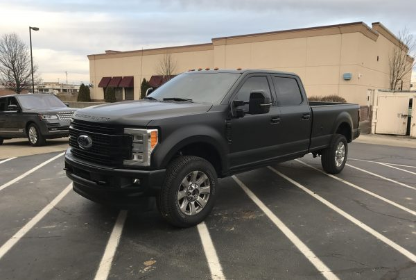 F250 Superduty Platinum