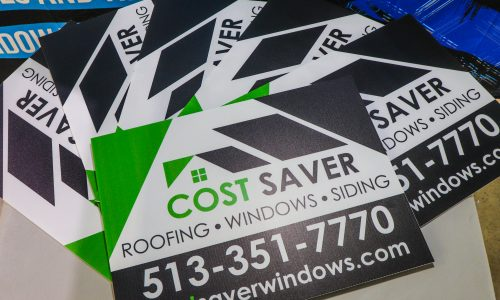 Cost Saver Sign5