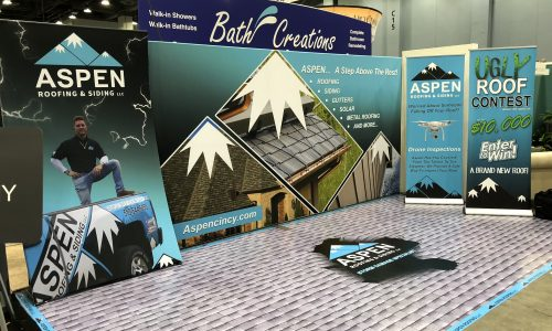 aspen roofing trade show